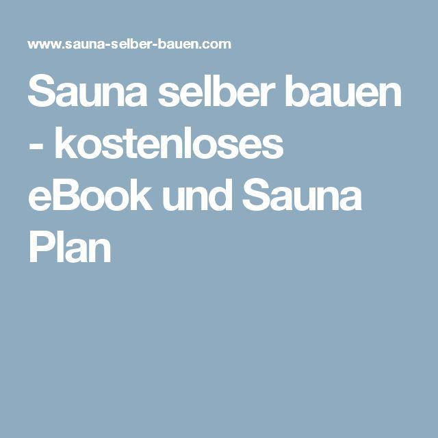 ideen zu sauna selbst bauen auf pinterest selbst bauen sauna sauna. Black Bedroom Furniture Sets. Home Design Ideas
