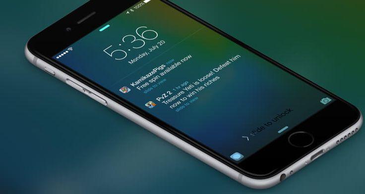 Guide: Turn Off Lock Screen Notifications | iOS 9 - TapSmart