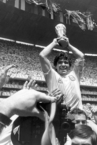 Diego Maradona, The soccer KING