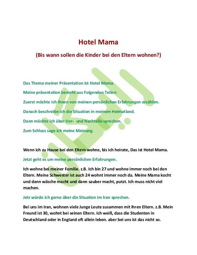 Goethe Zertifikat B1 Prufung Sprechen Themen Beispiele In 2020 Learn German Foreign Language Learning German Language
