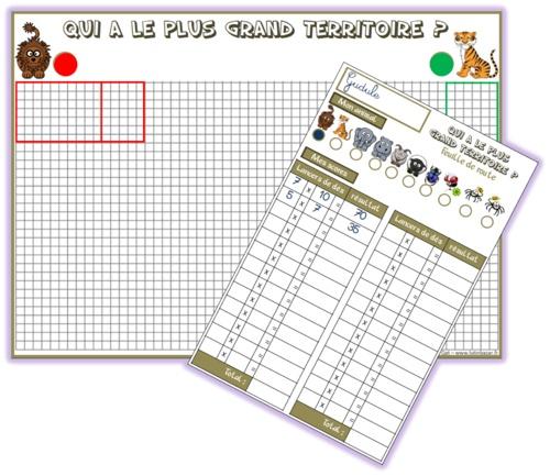 17 meilleures id es propos de jeux sur les - Jeu table de multiplication ce2 ...