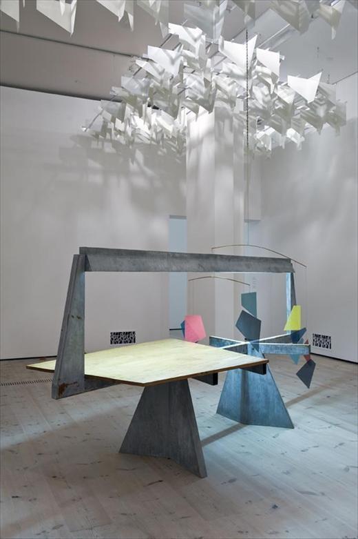 Martin Boyce - Turner Prize Installation, 2011
