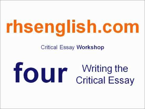 higher english critical essay book Higher english critical essay help watch announcements  he has written  thirteen books of poetry and on and on and on and finally i.