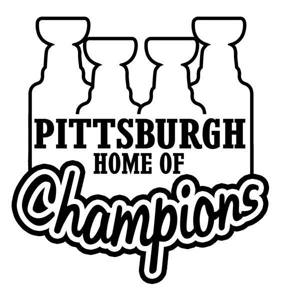 Are you a pittsburgh fan do you know a pittsburgh fan this decal would