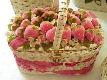 ...this thing too, is it a pimped out picnic basket?  It's just really cute!
