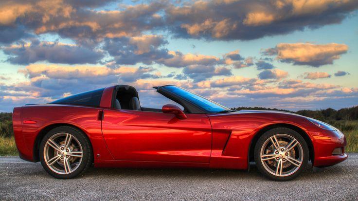 C6 Corvette 2008....decisions, decisions...