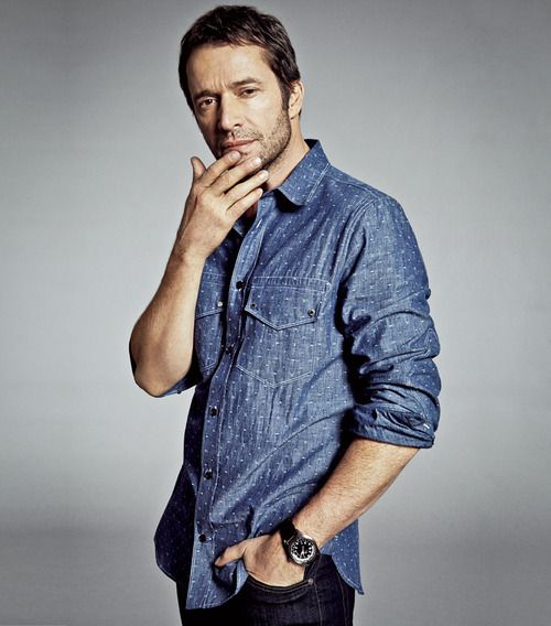 James Purefoy - He is just so damn sexy.
