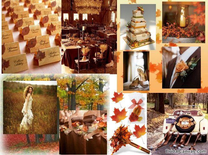 Google Image Result For Http Wedwebtalks Wp Content Uploads 2017 04 Fall Wedding Themes Ideas Jpeg Autumn Pinterest Theme