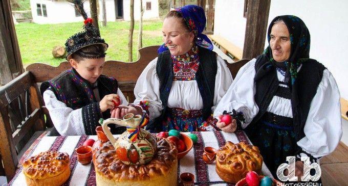 Țărani - Cu colacu la Nănașu'. Cele mai frumoase tradiții din Țara Oașului