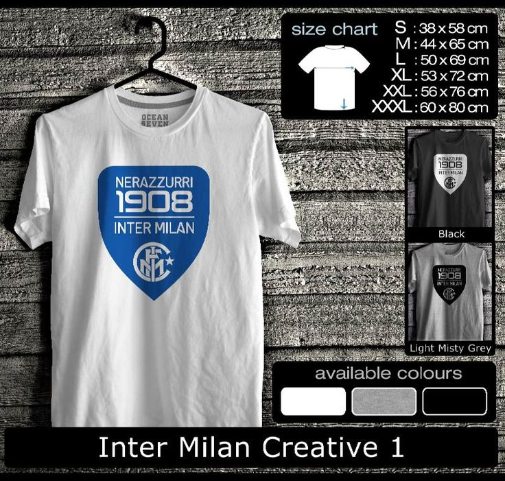 Kaos Inter Milan FootBall Club | Kaos Internisti 1