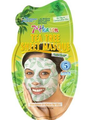 TEA TREE SHEET MASQUE