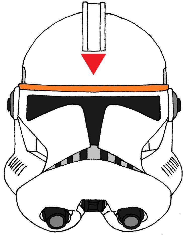 Clone Trooper Boil's Helmet Phase 2