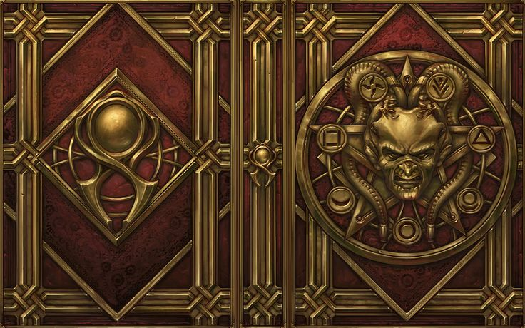 Diablo Fanart - Book of Tal Rasha, Csaba Baity on ArtStation at https://www.artstation.com/artwork/diablo-fanart-book-of-tal-rasha