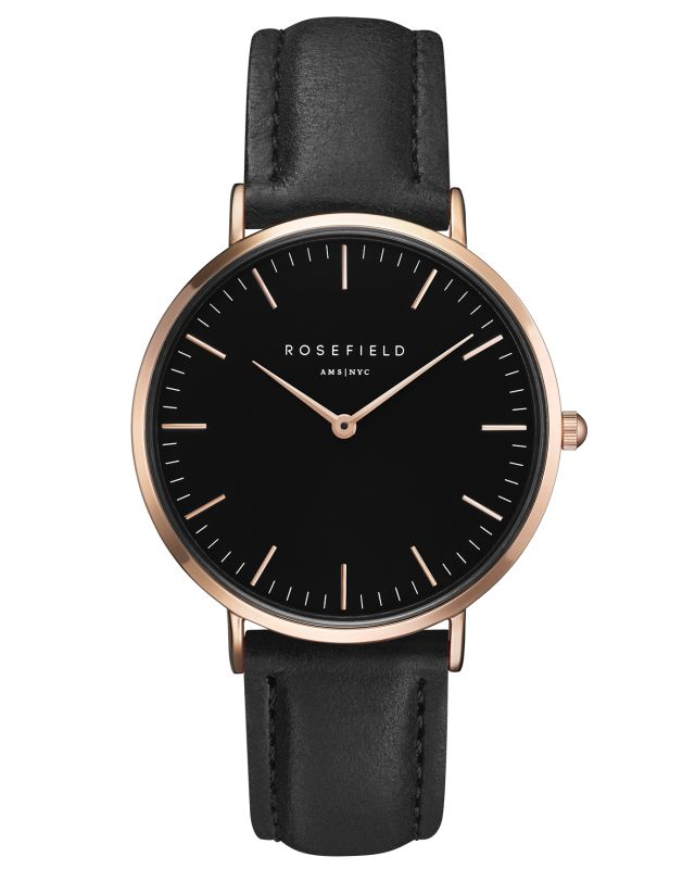 THE BOWERY rosefield watches