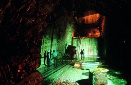 I suoni dell'acqua nel marmo di Ornavasso su www.degustiblog.it