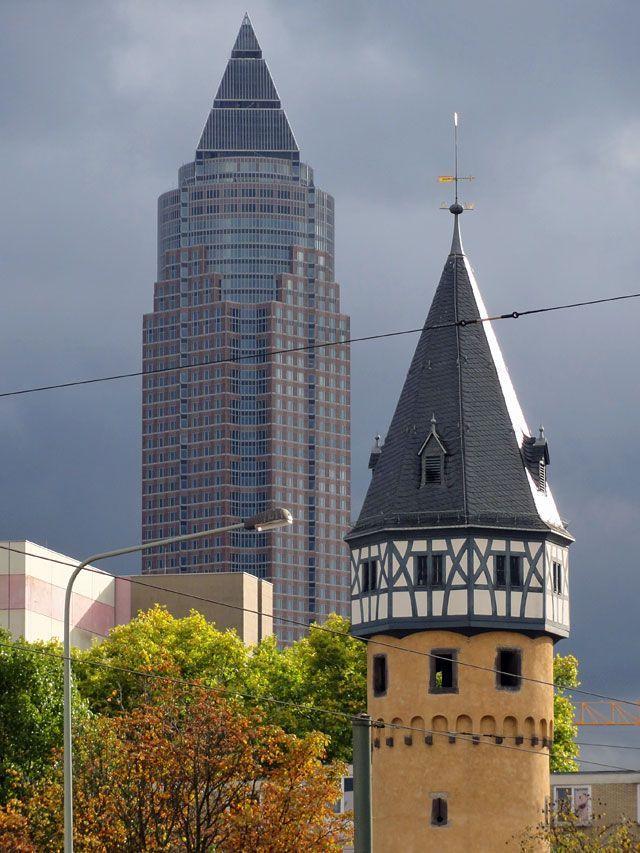 Tradition und Moderne - Bilder der Stadt (10/2014), Frankfurt am Main