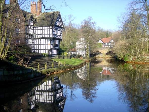 Bridgewater Canal - Worsley -  Manchester - England