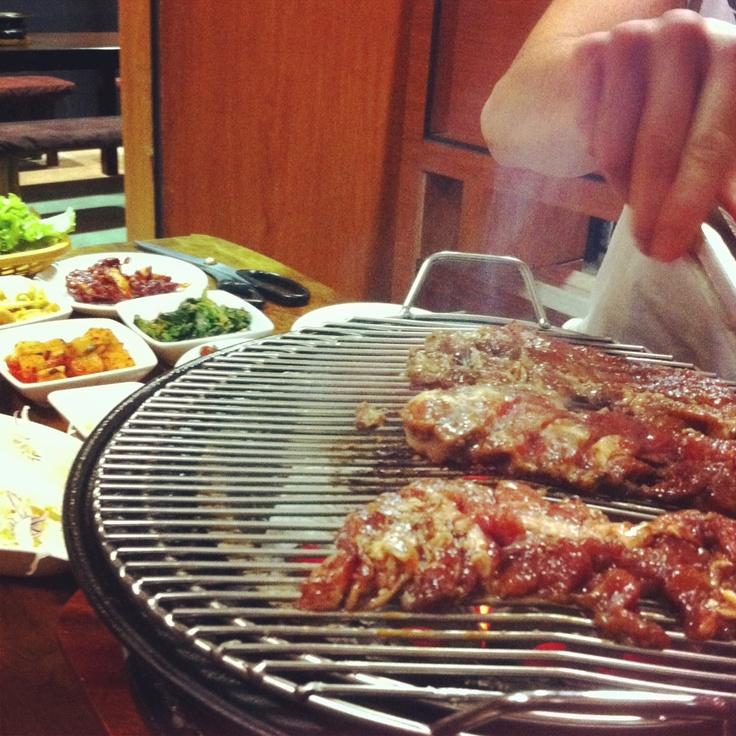 Korean Barbeque yumm