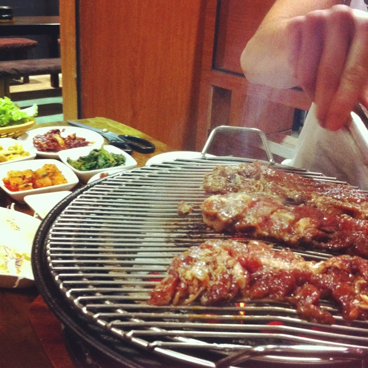 Korean Barbeque yumm