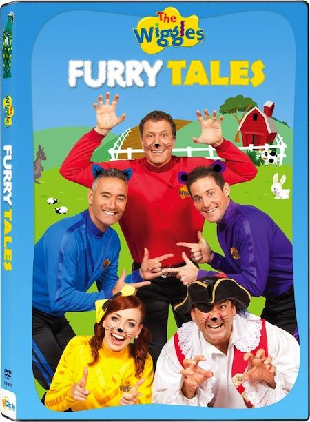 REVIEW AND #GIVEAWAY - The Wiggles Furry Tales DVD @Joanna W - Mom Knows It All. - PR Friendly New Jersey Mom blogger on family, product reviews, tech, games and more.