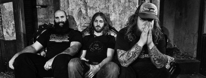 THE MIDNIGHT GHOST TRAIN Issue 'The Watchers Nest' Lyric Video; Playing DESCENDANTS OF CROM Fest In Sept.