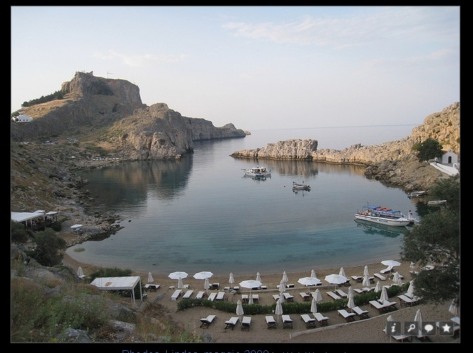 Greek Destinations for Your Wedding !!!  Lindos, Rhodes.