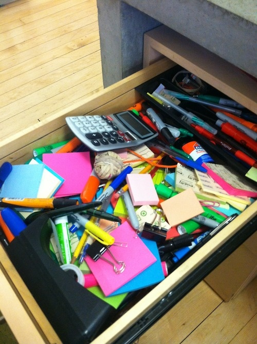 Great Elvery Time Someone In The Office Asks Me To Do Bitch Work, I Steal Another Office  Supply From Their Desk. Iu0027m Running Out Of Drawer Space.