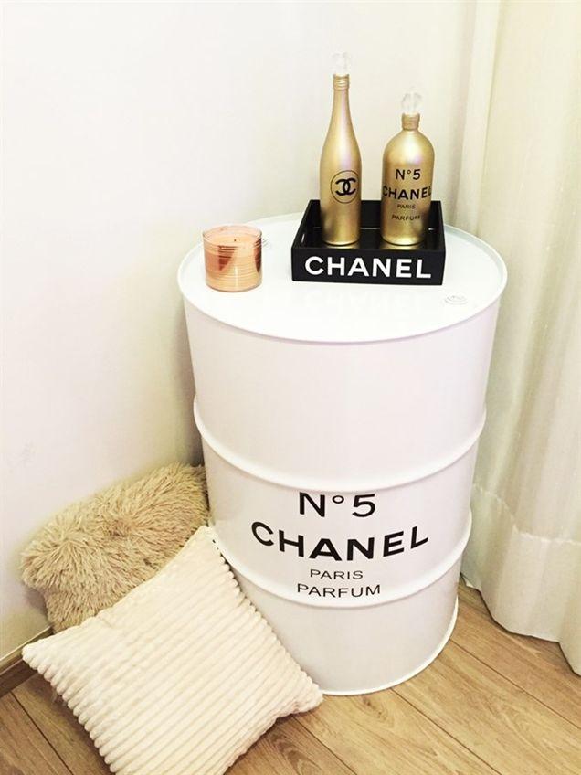Tambor Decorativo Chanel Branco (7)_635793818972963734