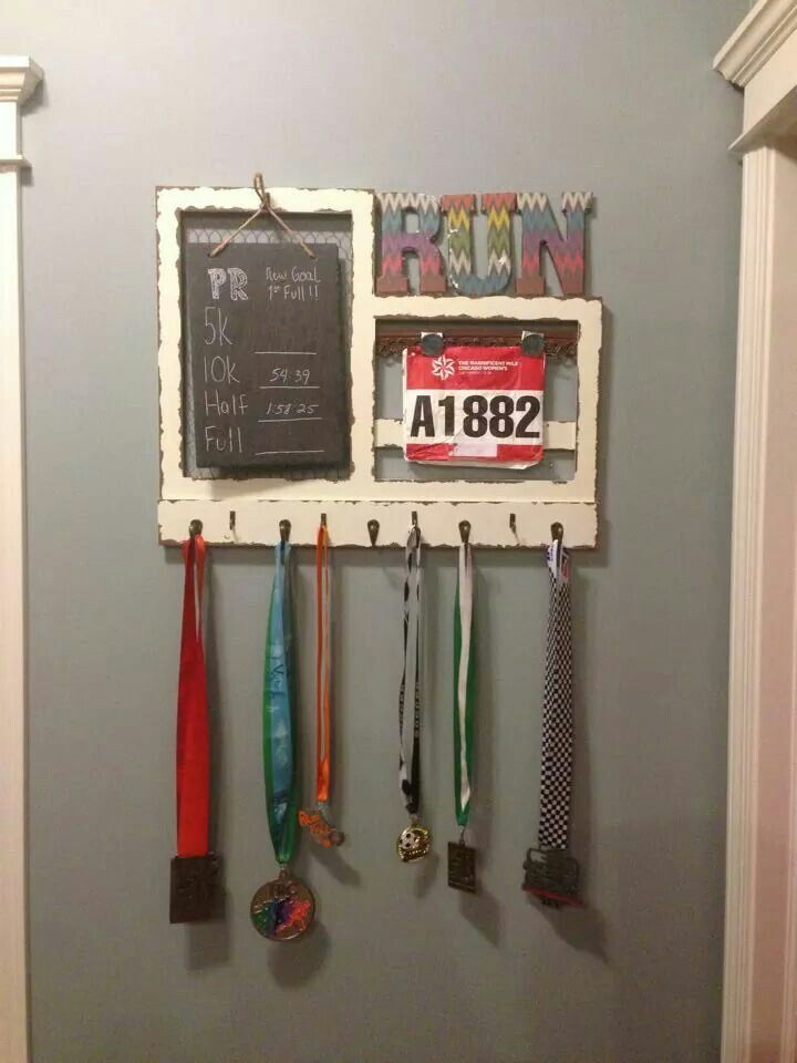 Run Board (source unknown)