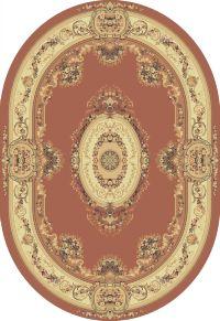 Купить ковер 210 bushe 3280 0,60 x 1,10 м овал, 100% шерсть в Санкт-Петербурге по цене 2 851 руб. с бесплатной доставкой на дом в интернет магазине Kover5.ru.