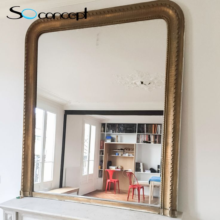 1000 ideas about miroir trumeau on pinterest trumeau for Miroir oeil de boeuf