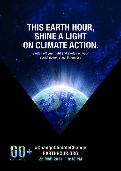 Earth Hour Starter Kit | EARTH HOUR