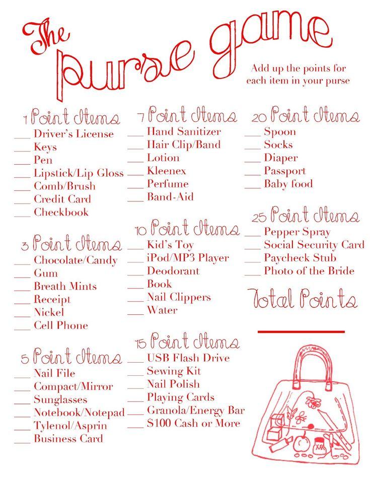 Purse home party plans
