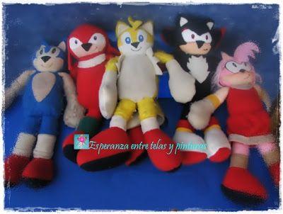 Sonic y sus amigos