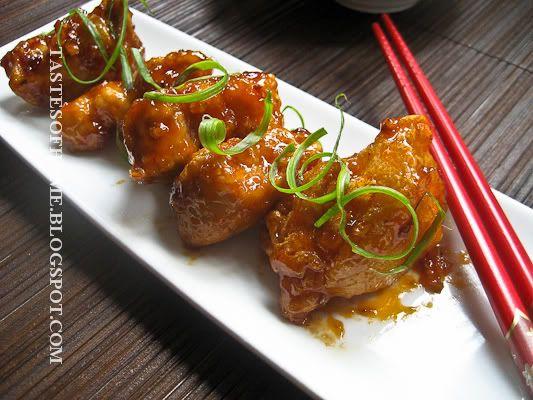 Smoky Wok: Mom's Peking Spareribs Recipe ('King To' Spareribs) 京都骨