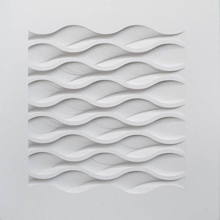 Les délicates créations en papier de Matt Shlian                                                                                                                                                                                 Plus