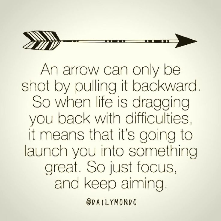 An Arrow Can Only Be Shot By Pulling It Backward When: 17 Best Images About Good Juju On Pinterest