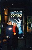 In NY to see our friend dancing in the Tony winning play Contact. I know, who goes to NY in the winter?