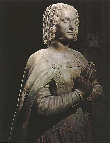 Pierre Bontemps: Claude de France en orante (marbre Saint-Denis) Pierre Bontemps est mentionné pour la 1° fois en 1536 comme assistant du Primatice. Vers 1550, Bontemps travaille à St-Denis aux gisants et aux bas-reliefs de la tombe de François I° dessinés par l'architecte Philibert Delorme, ainsi qu'au monument destiné à acueillir le coeur de ce roi. L' autre oeuvre qui lui soit explicitement attribuée est la tombe de Charles de Maigny au Louvre, 1557, mais on lui en attribue plusieurs…