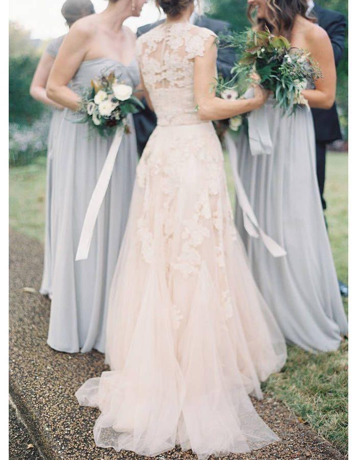 ... de robes de mariée, Robes pour un mariage sur la plage et Robes de