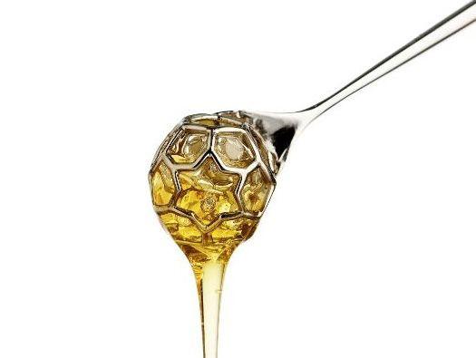 Acacia Honey Dispenser by Miriam Mirri