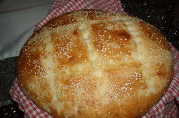 NAJBOLJI TURSKI KRUH… Ovaj je Kruh mekan kao dusa…. Kao moje drage Cool Prijateljice. Svima vama posvecujem ovaj divan Univerzalan recept :) Ostanite takve kakve ste…. ~ Recepti za 10