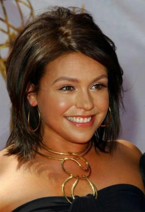 Rachel Ray - love love her hair