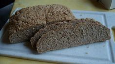 Dinkel-Schrot-Brot mit Bulgur und Gerste