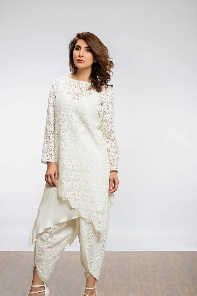 Latest Stitching Styles Of Pakistani Dresses For Girls 2016-2017 | BestStylo.com