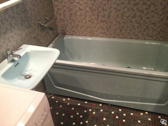 Retro badkar och handfat   Skåne