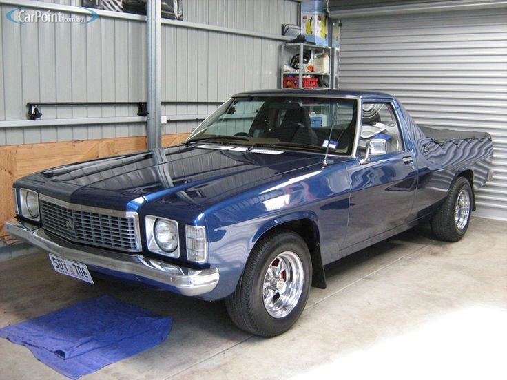 Holden One Tonner Utes For Sale Holden One Tonner New And