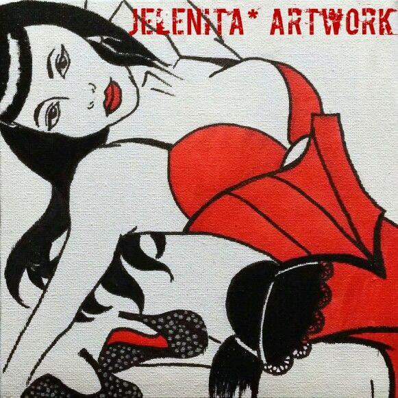 Jelenita* Artwork www.facebook.com/JelenitaGifford