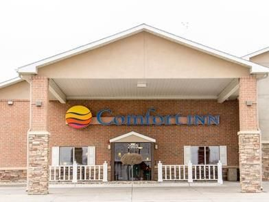 Hastings (NE) Comfort Inn Hotel Hastings United States, North America The 3-star Comfort Inn Hotel Hastings offers comfort and convenience whether you're on business or holiday in Hastings (NE). The property features a wide range of facilities to make your stay a pleasant experience. Service-minded staff will welcome and guide you at the Comfort Inn Hotel Hastings. All rooms are designed and decorated to make guests feel right at home, and some rooms come with air conditioning...