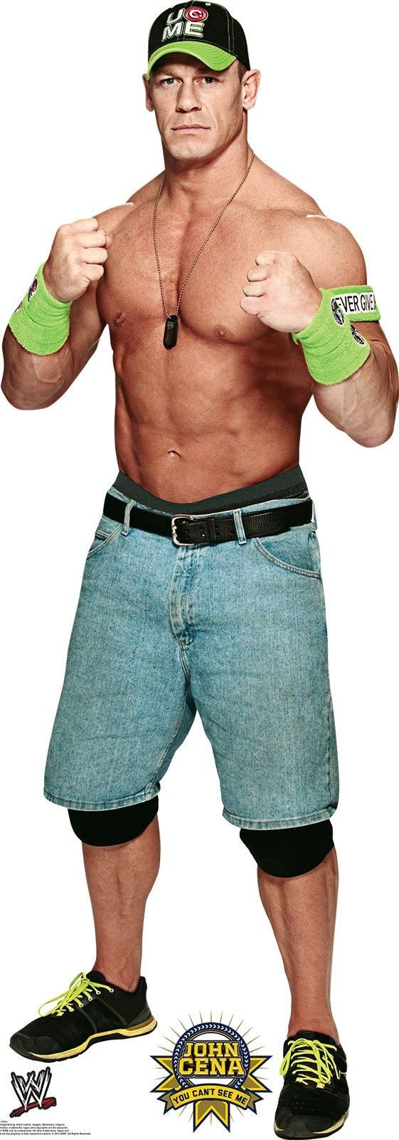 WWE Party John Cena Stand Up, 95304